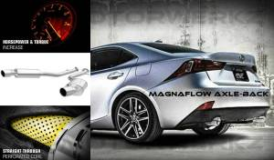 is350 magnaflow exhaust