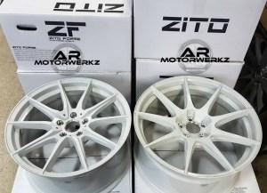 zito zf02 zf03 wheel mercedes benz amg class armotorwerkz wheels