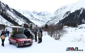 BMW E30 Snow Tires