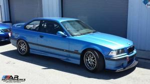 BMW E36 M3 - BBS RGR