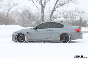 BMW E92 M3 - Winter Wheels