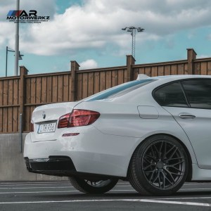 BMW F10 on ZITO ZF01