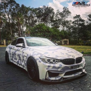 BMW M4 - ZITO ZS15