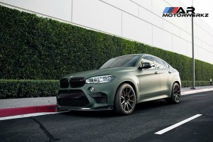 BMW X6M - ZITO ZS03