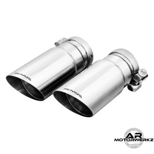 CLA250 Tailpipes