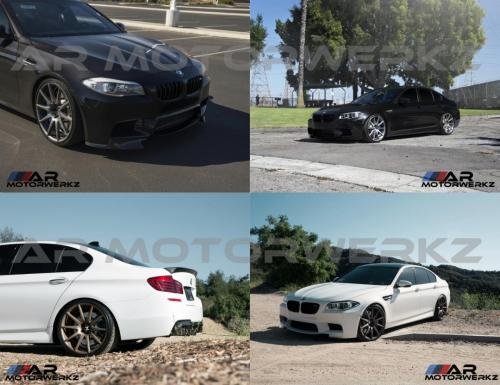 zito wheels bmw f10 m5 zs03