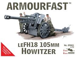 LEFH 18 Howitzer 105mm