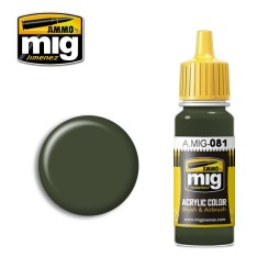 US Olive Drab Vietnam Era (FS 24087