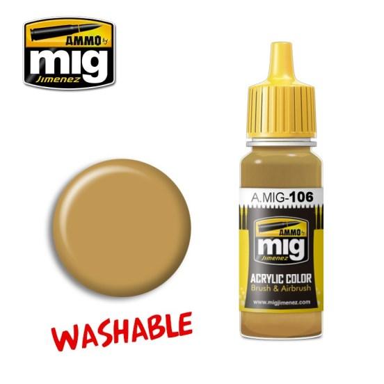 Washable Sand (RAL 8020)
