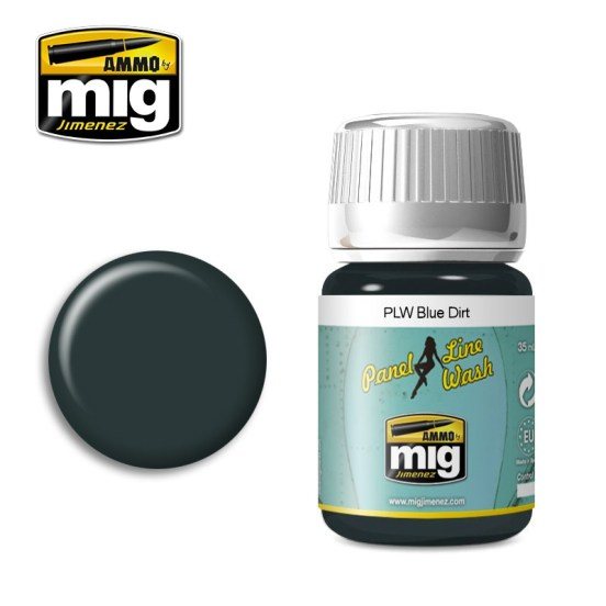 PLW Blue Dirt
