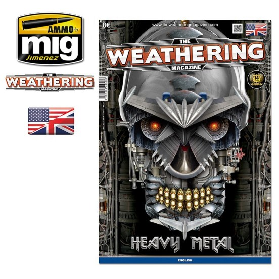 Issue 14: Heavy Metal
