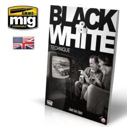 Black & White Technique