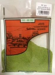 Javis Scatter No. 10 Light Meadow Green