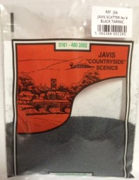 Javis Scatter No.9 Black Tarmac