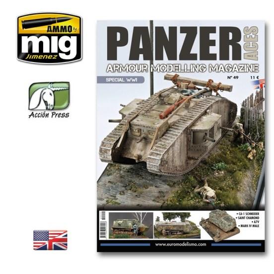 Panzer Aces Special WW1 No. 49