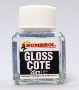 Humbrol Gloss Cote 28ml