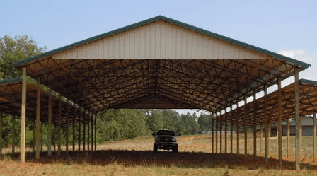 Armour Metals Pole Barn Estimator