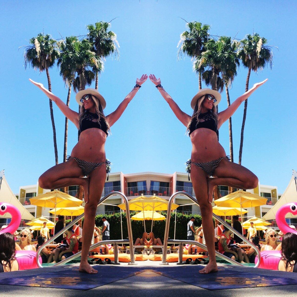 I Heart Palm Springs | The Saguaro Palm Springs Hotel