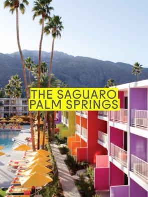 I Heart Palm Springs | The Saguaro Palm Springs