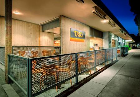I Heart Palm Springs | Trio Palm Springs Restaurant