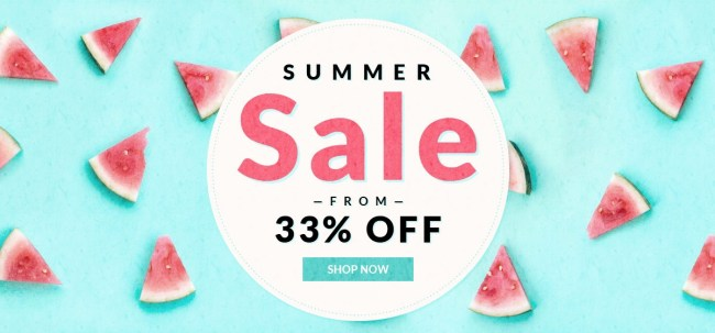 RoseGal Summer Sale
