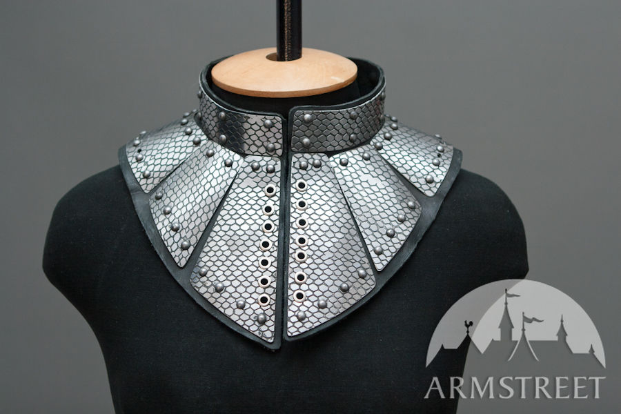 Leather And Chainmail