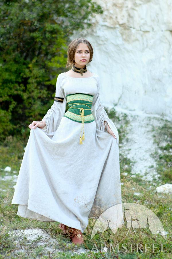 Exclusive Medieval Costume Garb Corset Belt For Sale