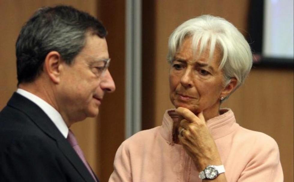 Draghi-Lagarde