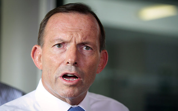 Abbott Tony