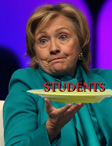 Hillary-Students