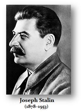 Stalin Joseph