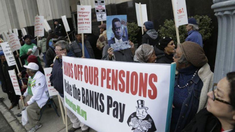 Detroit Bankruptcy Unions