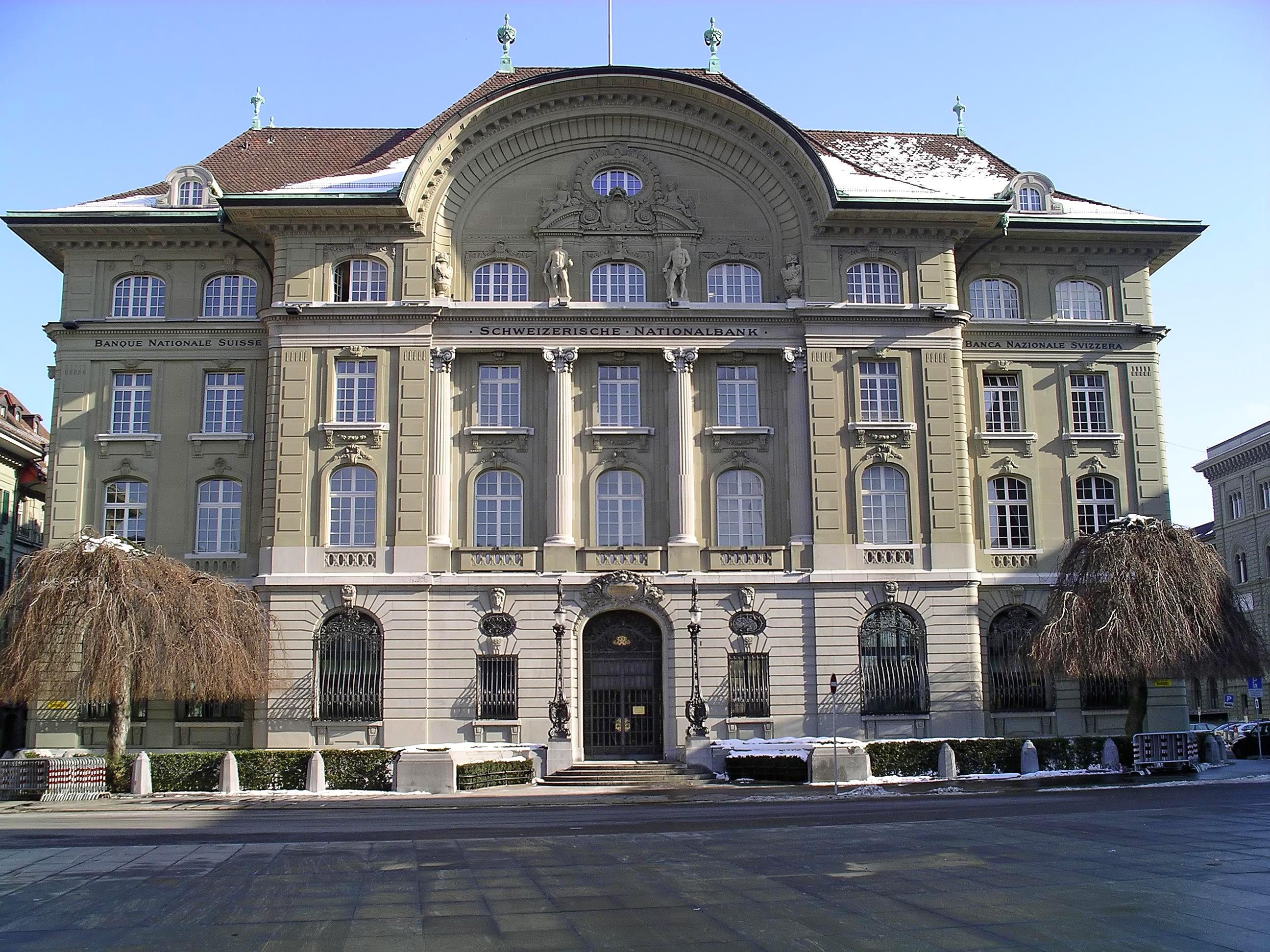Forex swiss national bank
