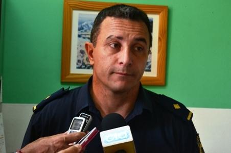 Tres cordobeses fueron detenidos en Bell Ville serían los autores del robo de este domingo.