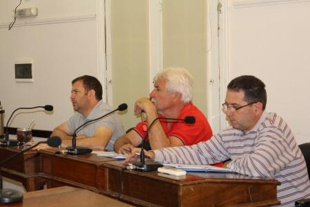 """""""En el 2015 el municipio seguirá invirtiendo en obras para los cañadenses¨."""