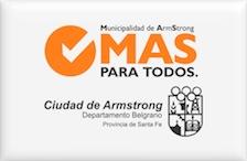 Armstrong. Servicios para Año Nuevo.