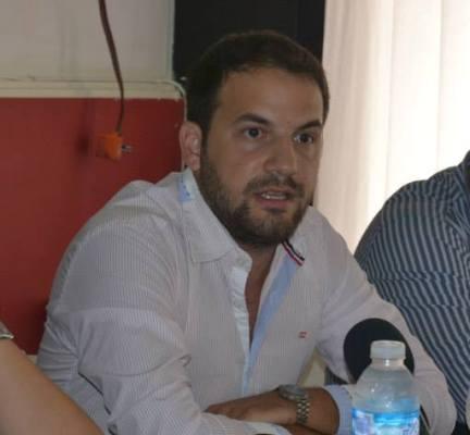 """Emiliano Gramigna: """"Los nuevos dirigentes de esta lista no están para completar sino para llegar"""""""