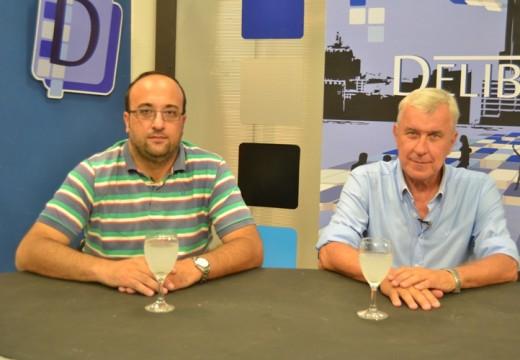 Este martes en DELIBERANDO, los pre candidatos de cara a las PASO.