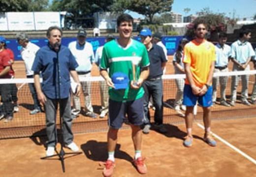 Facundo Bagnis, el campeón.