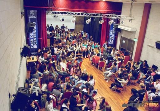 Cañada de Gómez. 200 Jóvenes participan de las Jornadas Intensivas de realización audiovisual.