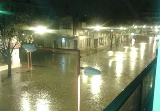 Abundantes precipitaciones en Armstrong y la región.