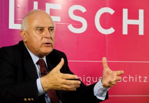Lifschitz: «Se viene una elección polarizada entre dos propuestas opuestas»