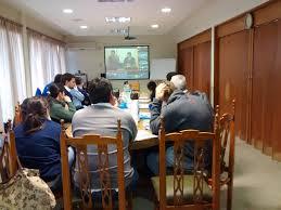 """Se realizó el curso """"Organización de la Producción"""" en el Centro Industrial de Las Parejas, a cargo del Ing. Javier A. Rausch."""