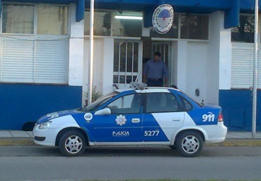 Se robaron una importante suma de dinero de la Empresa Erca.