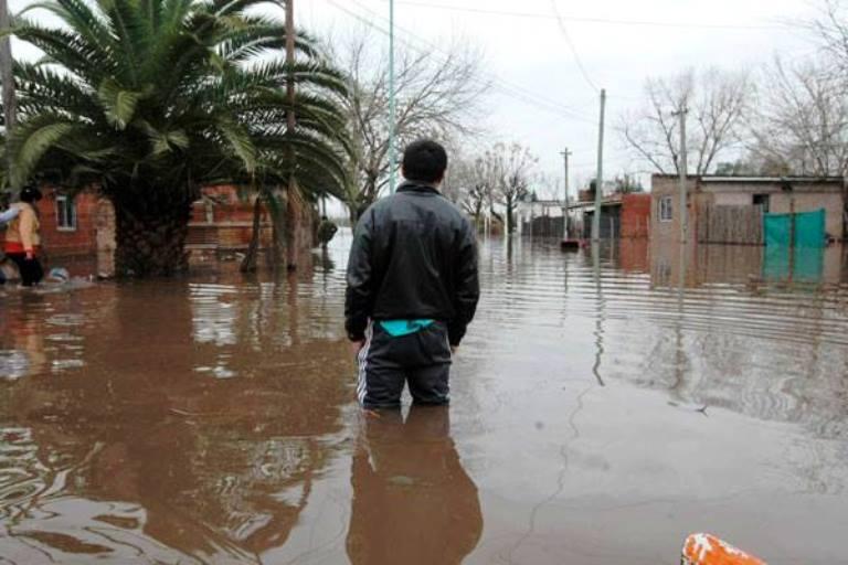 Inundado-