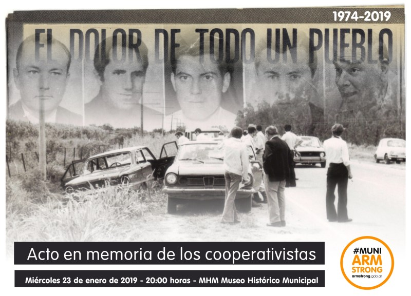 acto cooperativistas 2019