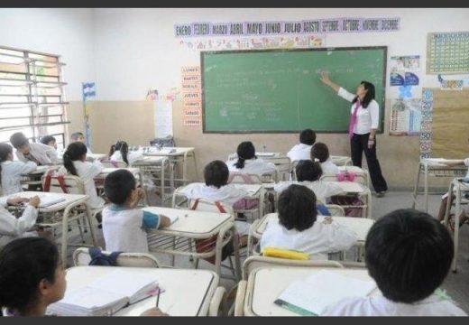 """Amsafé le pide al gobierno de Perotti un """"pacto educativo ante la crisis"""""""