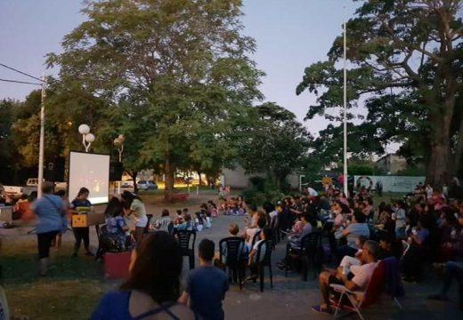 "Gran convocatoria en la primera jornada de ""Cinerama"""