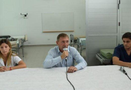Confirmaron un caso de coronavirus en Las Parejas.