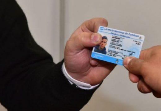 Comunicado sobre Licencias de Conducir.